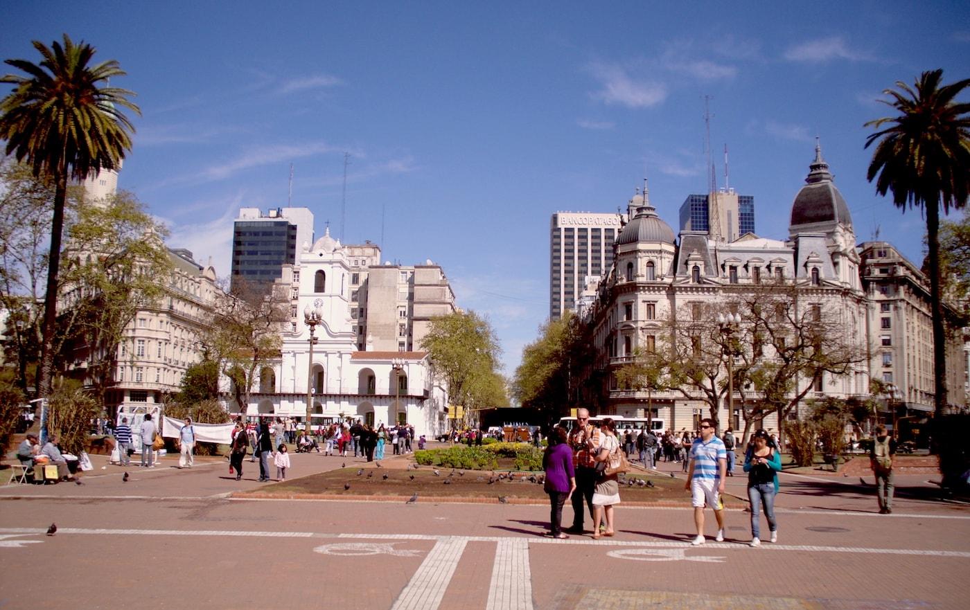 Argentine : découvrir Buenos Aires